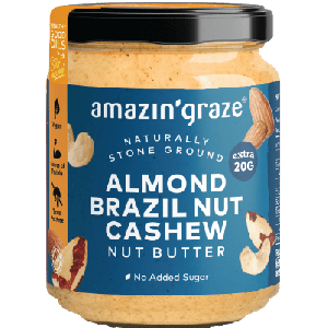ABC Butter (Almonds, Brazil Nuts, Cashews)